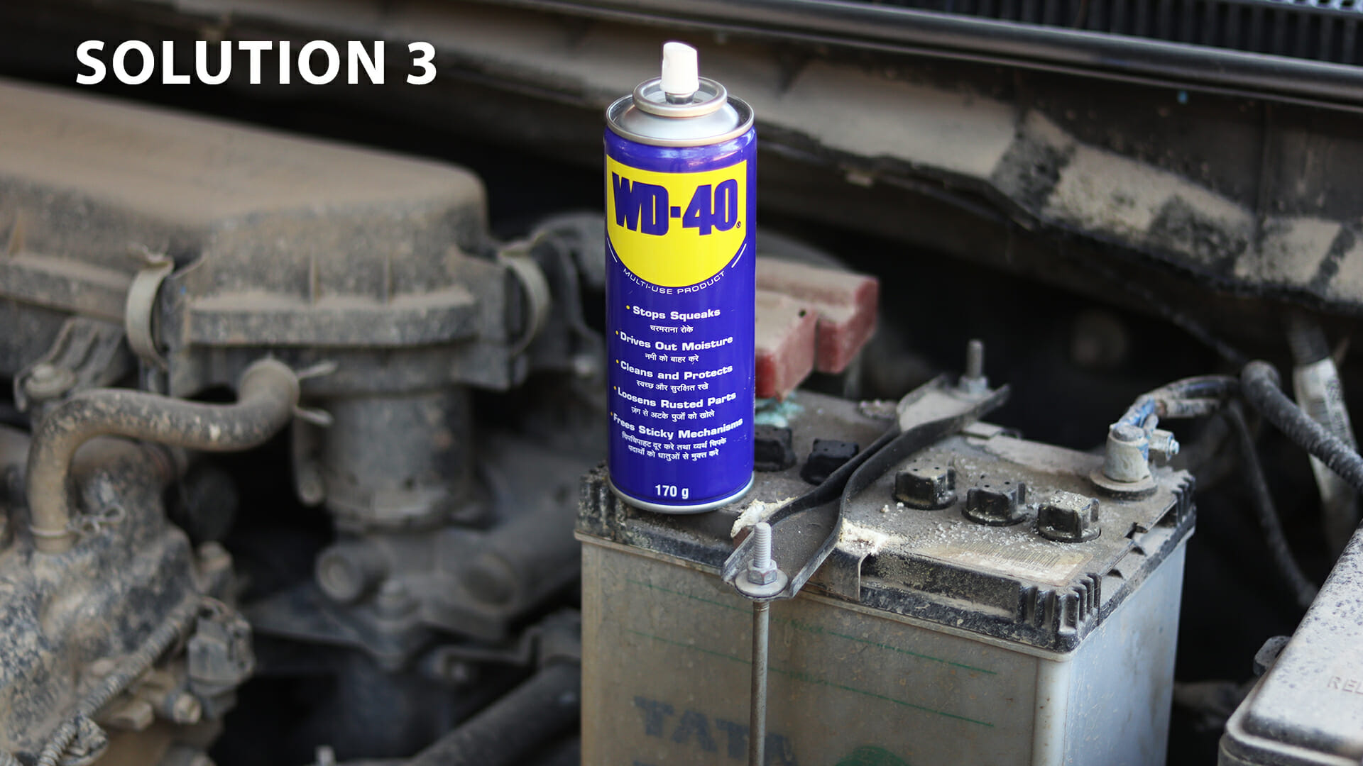 How To Maintain A Car Battery?