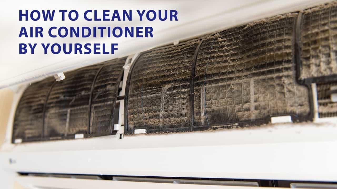 clean air conditioner