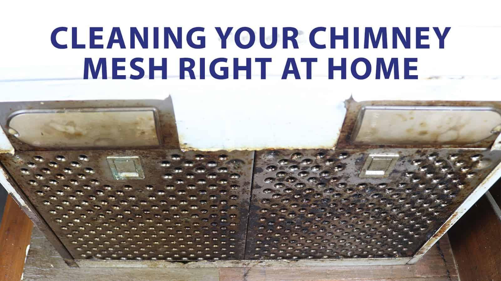 clean chimney