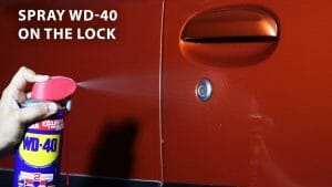 Maintain Your Car with WD-40