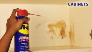 How To Clean Your Shelves With WD-40?