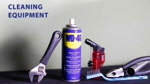 Fix Rusty Nuts and Bolts With WD-40!