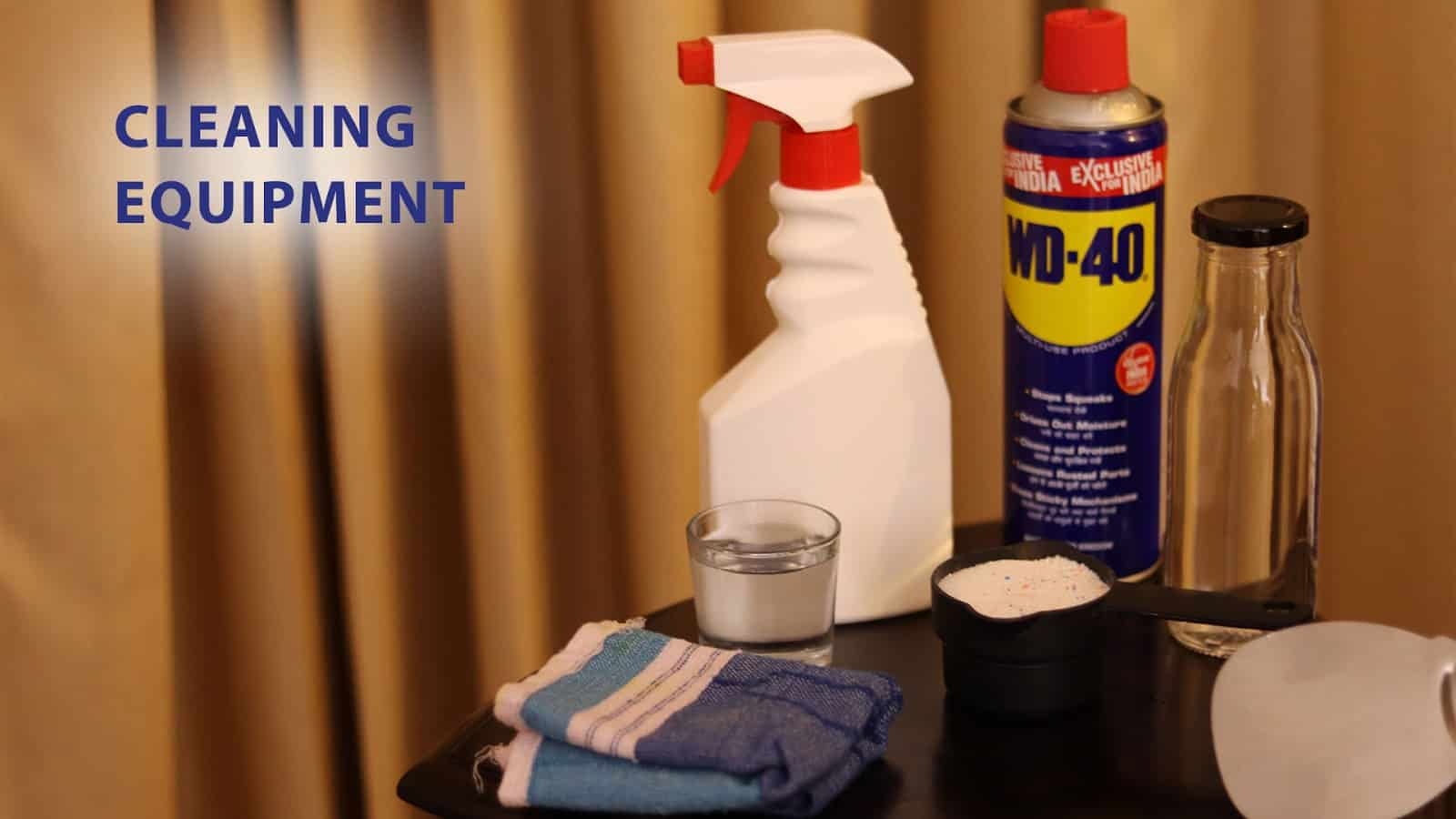 How to clean bird poop stains from your car?