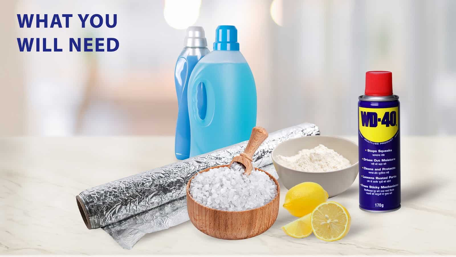 How to Clean for Diwali and other decorative items?