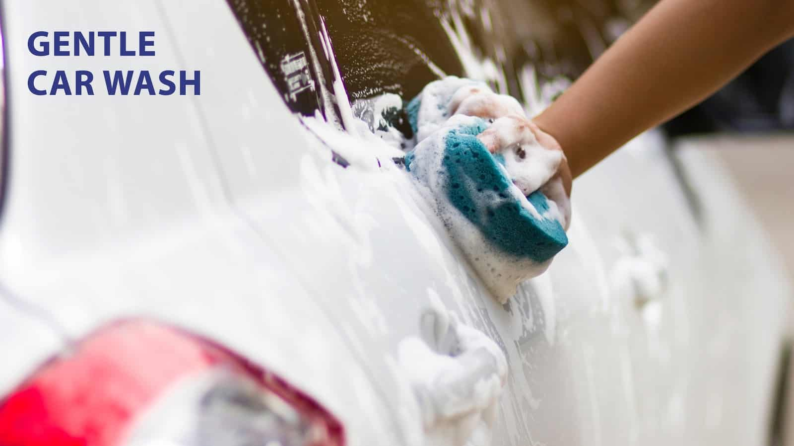 Scratches on the paintwork of your car? Get rid of them easily