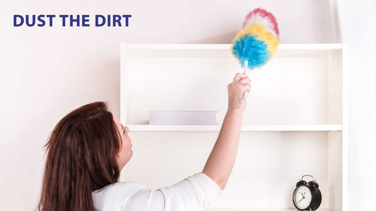 Secrets to Cleaning Your Home in Half the Time