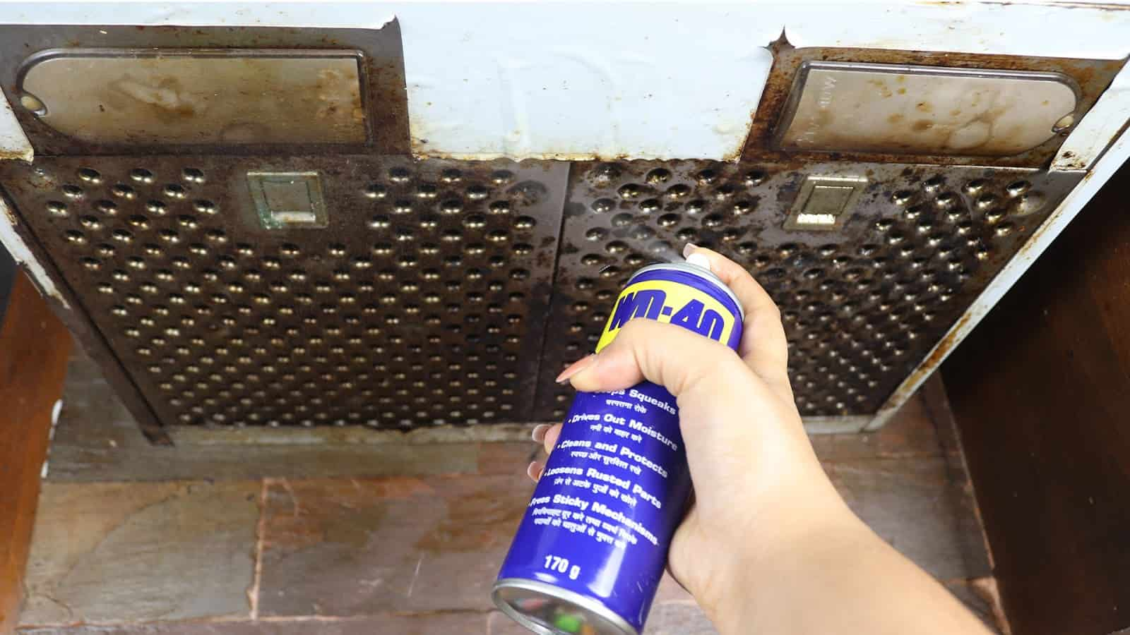 Clean chimney mesh right at home easily