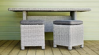 Rust Protection for Garden Furniture