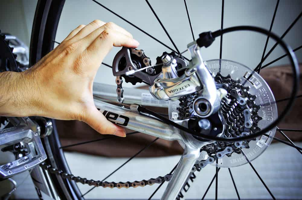 Keep Your Bike in Top Shape with these Maintenance Tips