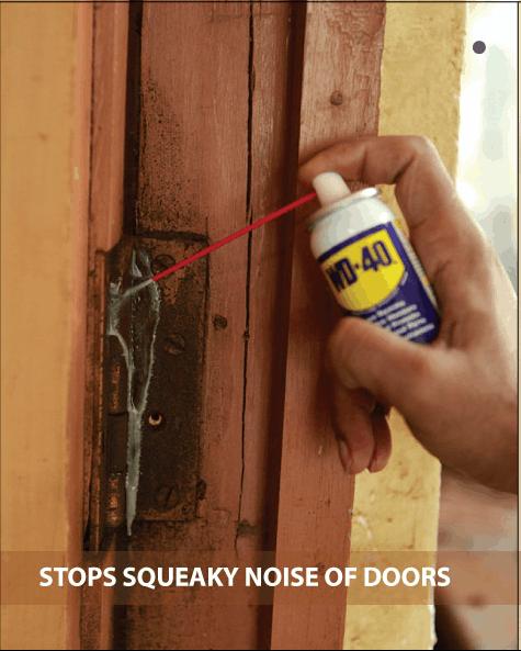 7 Easy Ways to Fix Creaky Floorboards & Squeaky Door Hinges