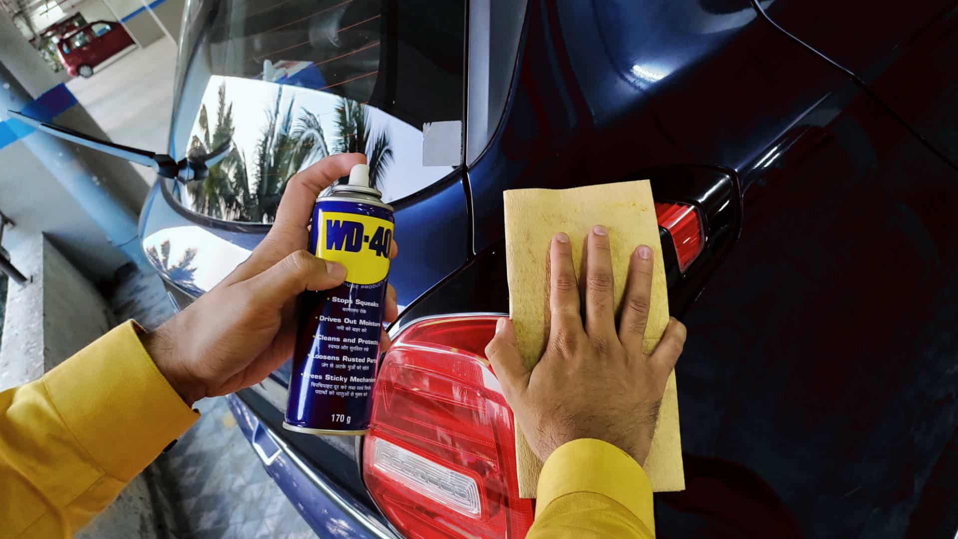 A Step by Step Guide For Cleaning Your Car