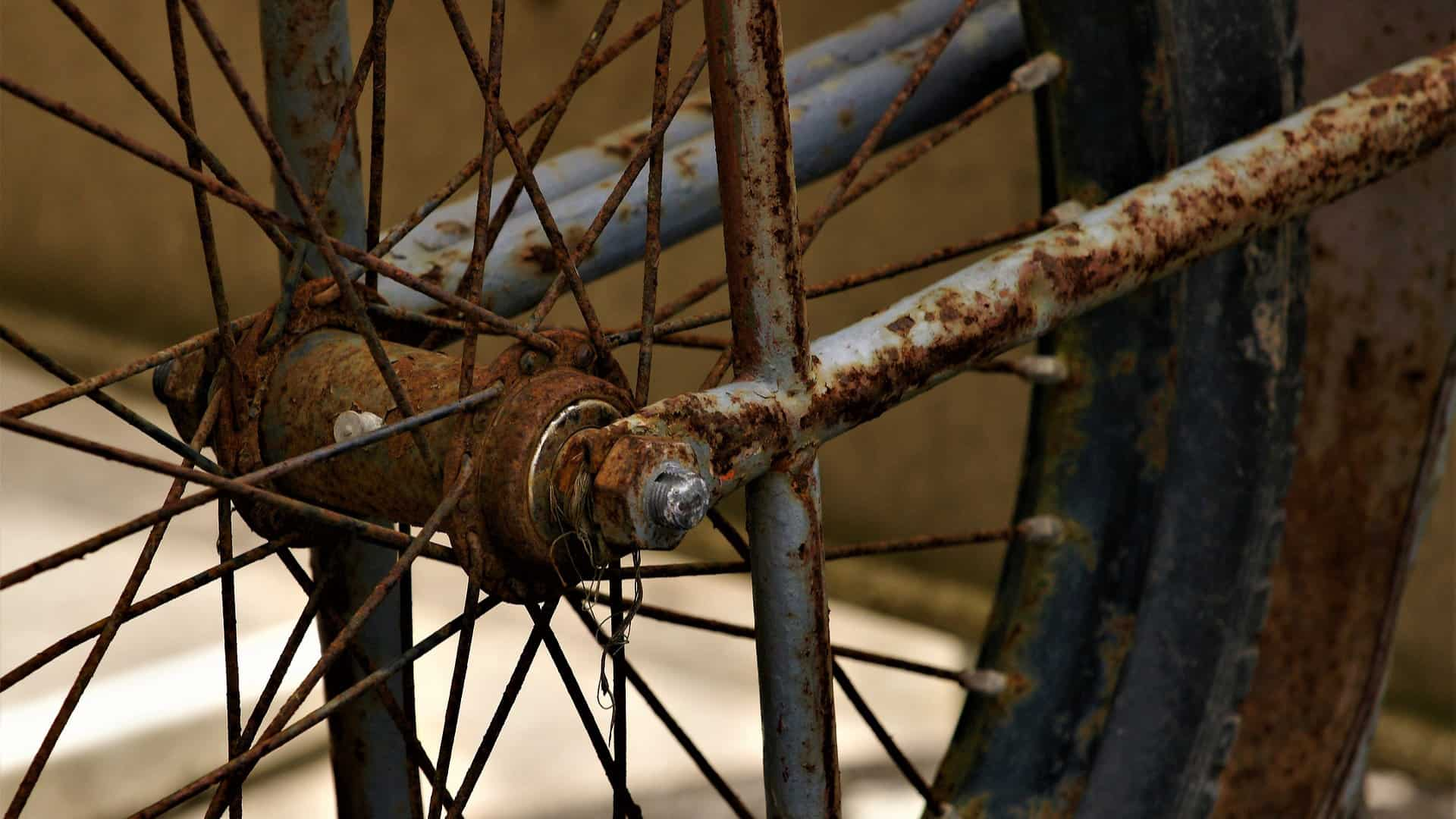 Remove Rust Off Your Cycle